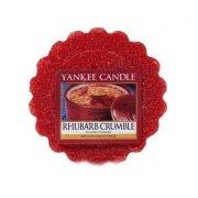 Wosk zapachowy Yankee Candle Rhubarb Crumble