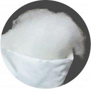 Wypełnienie do poduszek - włókno silikonowe 0,5kg