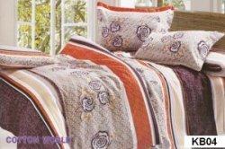 Poszewka na poduszkę 70x80, 50x60 lub inny rozmiar - KORA zapięcie na zamek Cotton KB04