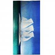 Ręcznik plażowy wz. PL-60 - rozmiar 70x148