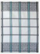 Ścierka Czapla 50x70 wz. kobalt szary