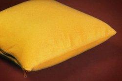 POSZEWKI POLAROWE  70x80   ,przytulny polar wz. żółty
