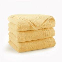 Ręcznik PAULO 50x90 kolor słomkowy