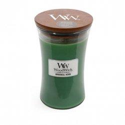 Świeca zapachowa WoodWick - Windowsill Herbs - Duża świeca