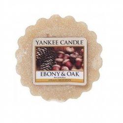 Wosk zapachowy Yankee Candle Ebony & Oak