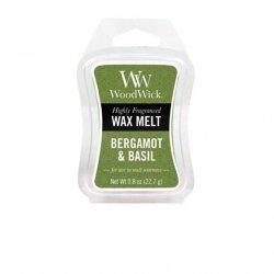 Wosk zapachowy WoodWick - Bergamot & Basil
