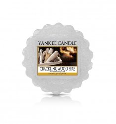 Wosk zapachowy Yankee Candle Crackling Wood Fire