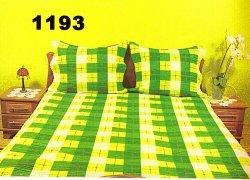 Pościel kora 160x200, 100% bawełna wz. K1193 zapinana na zamek