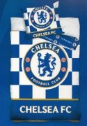Pościel sportowa licencyjna 100% bawełna 160x200 - Chelsea FC 8002