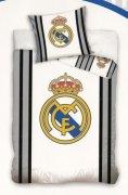 Pościel sportowa licencyjna 100% bawełna 160x200 - Real Madrid 8028