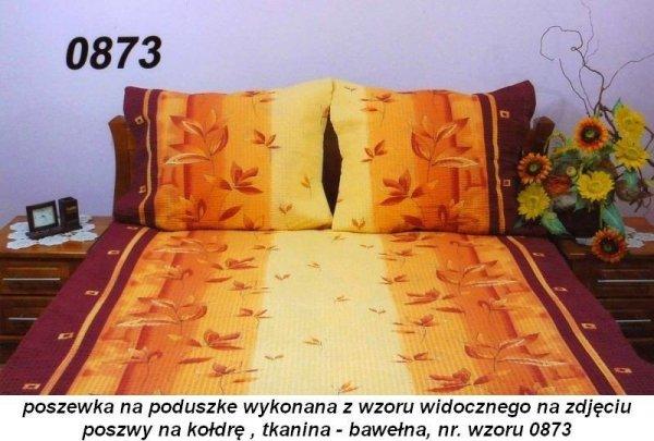 Poszewka 70x80,50x60,40x40- KORA, wz.G, K 0873