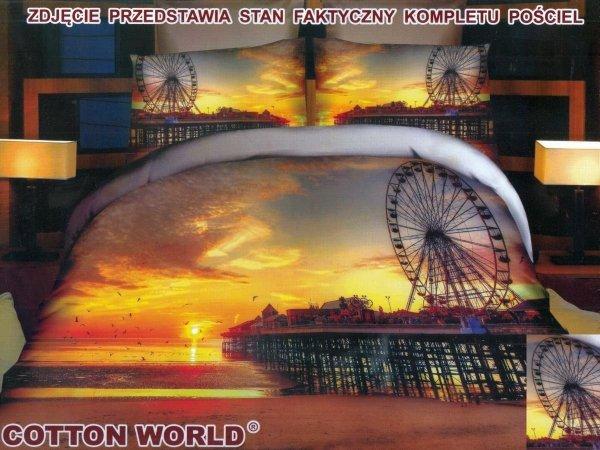 Pościel Premium  Mikrowłókno 3D roz. 160x200 lub 140x200 wz. FPW194