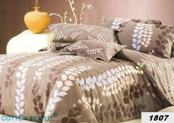 Poszewka 70x80, 50x60,40X40 lub inny rozmiar - 100% bawełna satynowa  wz.Z  1807