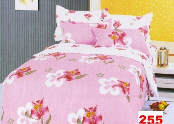 Poszewki na poduszki 40x40 bawełna satynowa wz. 0255