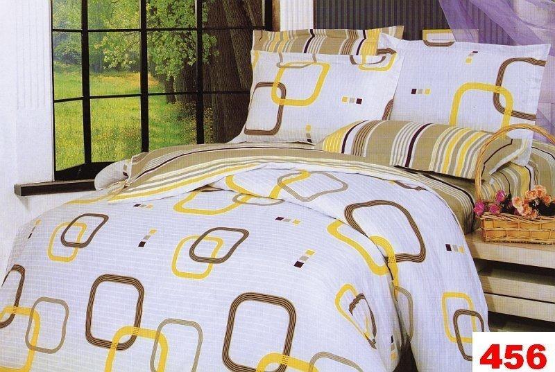 Poszewki na poduszki 40x40 bawełna satynowa wz. 0456