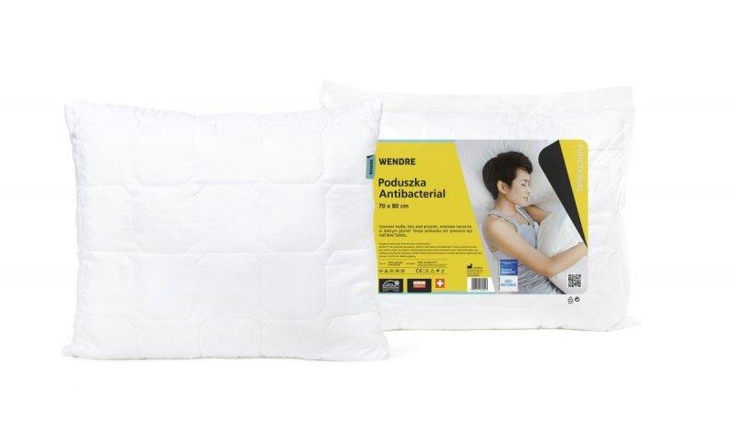 Poduszka ANTIBACTERIAL - Wendre - 50x60 - wyrób medyczny