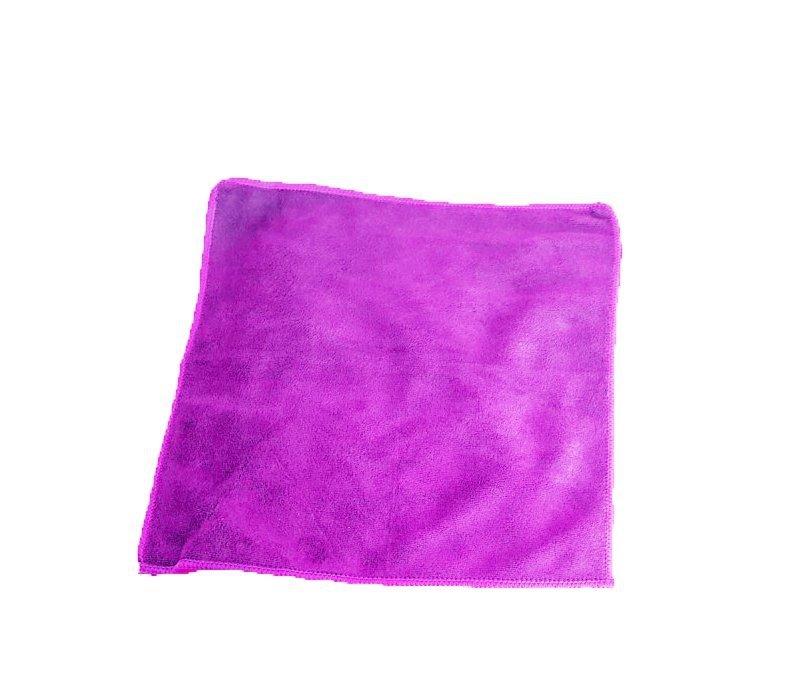 Ręcznik szybkoschnący 30x30 mikrofibra fioletowy