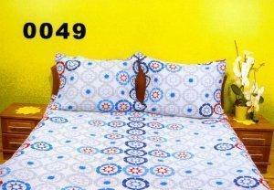 Poszewka na poduszkę 70x80 - KORA, wz. 0049