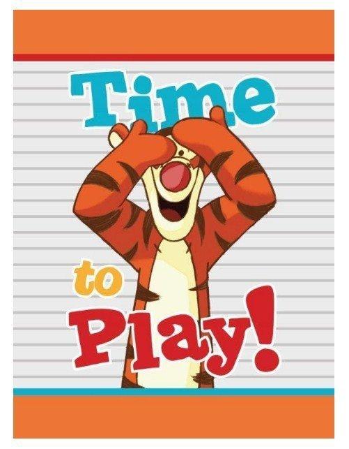 KOC KOCYK  DISNEY 75x100 wz. Winnie the Pooh 02