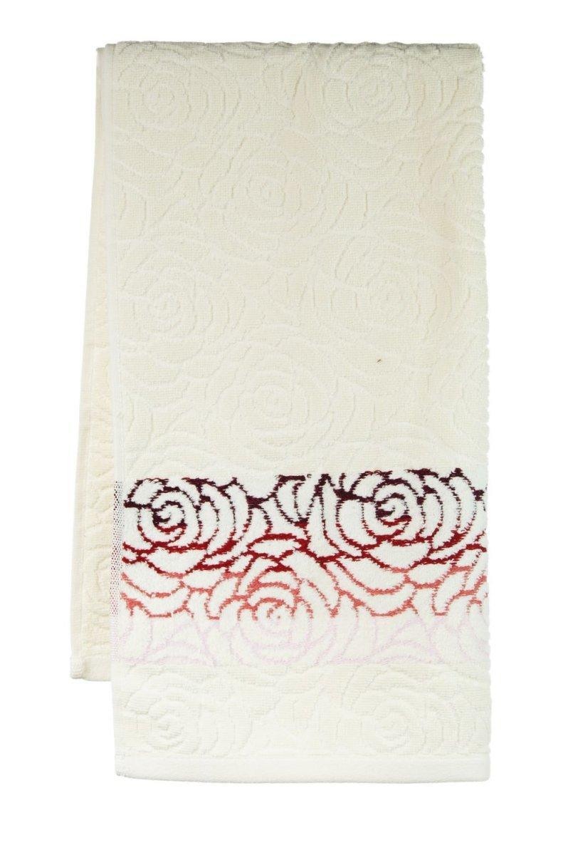 Ręcznik ROSSO 50x90 kolor kremowy