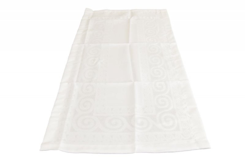 Obrus teflonowy bello rozmiar 50x100 wzór biały (253)