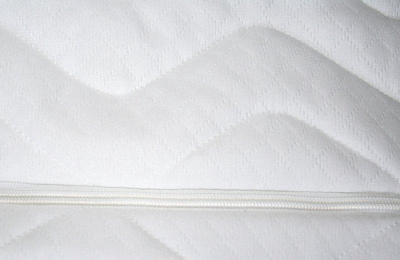 Pokrowiec na materac pikowany rozmiar 80x200x20