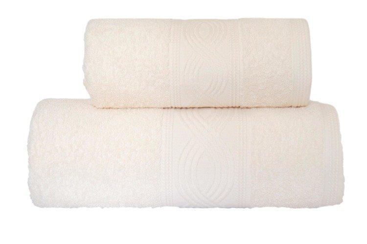 Ręcznik MARITIM 70x130 kolor kremowy