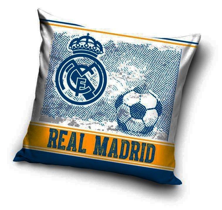 Poszewka Licencyjna Sportowa Real Madryt 40x40 wz. RM183048