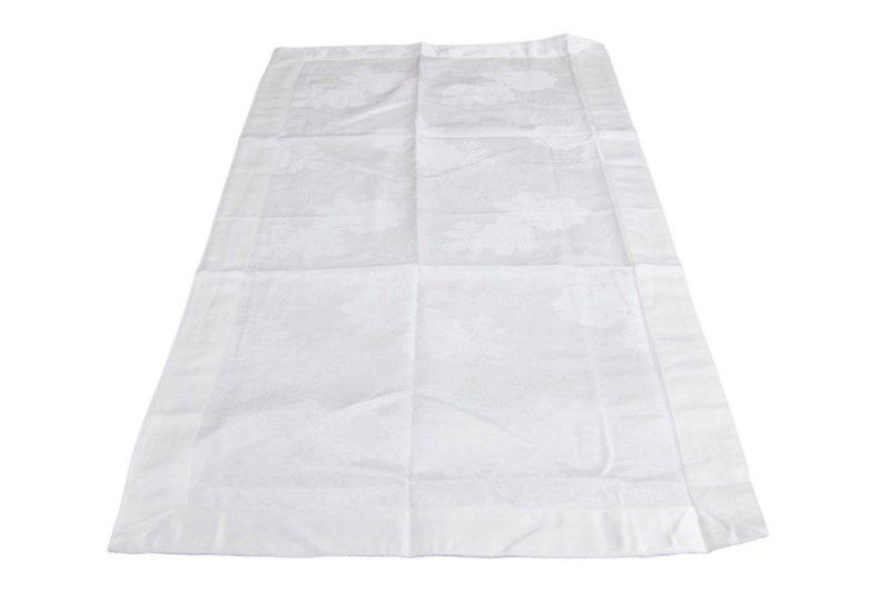 Obrus teflonowy rozmiar 60x120 wzór biały (239)