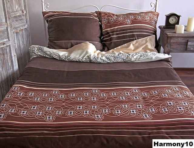 Poszewki na poduszki 70x80 - bawełna andropol wz. Harmony10 (18310)