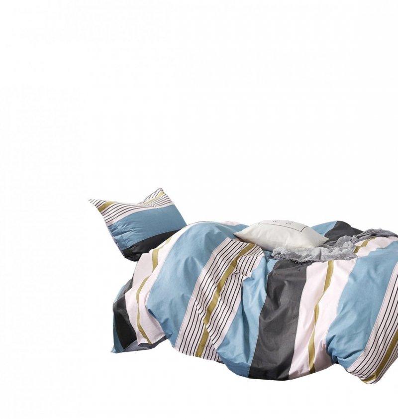 Pościel bawełna satynowa dwustronna Lasher 220x200, 200x200 lub 180x200 - wz. ALBS-01093B