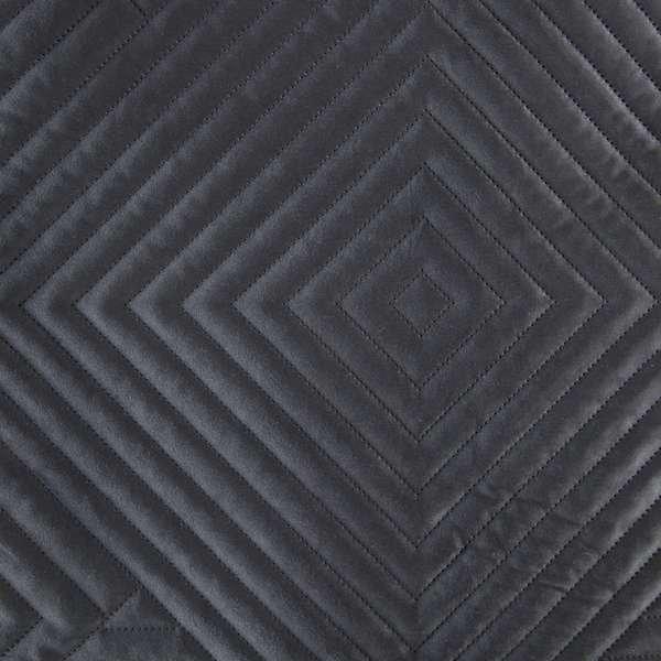 Narzuta pikowana SOFIA2 170x210 wz. czarny