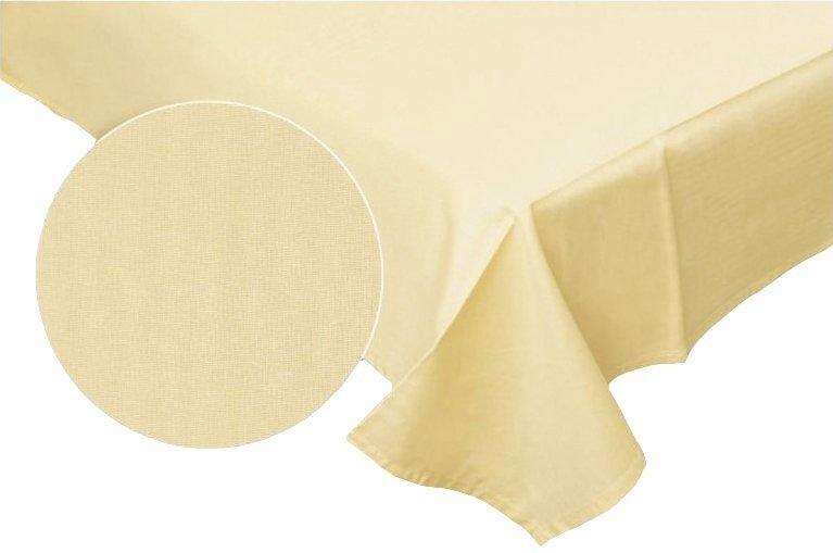Prześcieradło RUBIN 100% bawełna 220x200 bez gumki wz. krem 513/T
