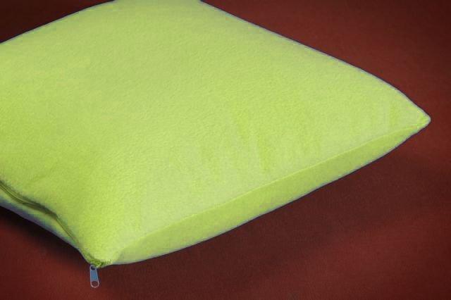 POSZEWKI POLAROWE  70x80  , przytulny polar wz. limonkowy