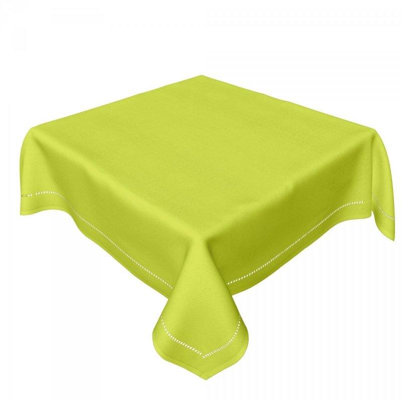 Obrus Technic rozmiar 90x160 wzór jasny zielony (246)