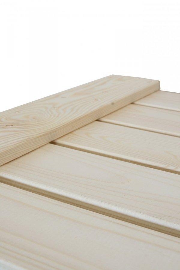 Zusatzboden der Serie MAXI, RMP-1200 (120x44,5x2,8), durchbrochener Boden