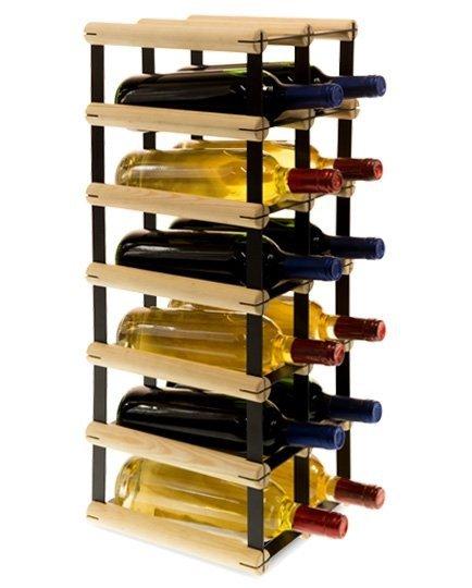 Weinregal, mehreren Varianten für 2 bis 18 Flaschen Serie RW-8-2, Preise ab: