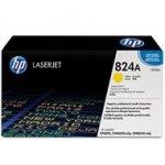 Bęben HP 824A do Color LaserJet CP6015/6030/6040 | 35 000 str. | yellow