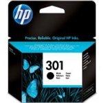 Tusz HP 301 do Deskjet 1000/1050/1510/2000/2050/3000/3050 | 190 str. | black