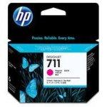 Zestaw trzech tuszy HP 711 do Designjet T120/520 | 3 x 29ml | magenta