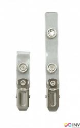 Metalowy klips do identyfikatorów ARGO CT210