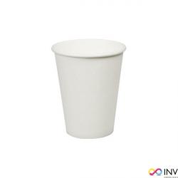 Kubek papierowy biały 250ml (50szt) 27251
