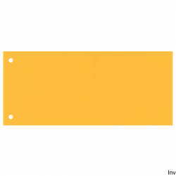 Przekł.k.1/3 A4 20994(100)żółt /624448(separatory) ESSELTE