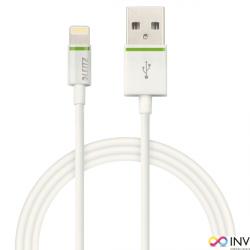 Kabel ze złączem Lightining na USB 1m biały 62120001 LEITZ COMPLETE
