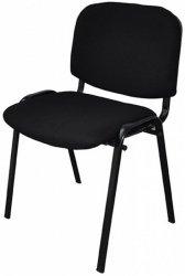 Krzesło konferencyjne OFFICE PRODUCTS Kos, czarny