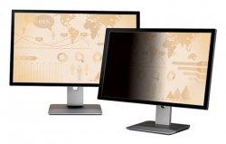 Bezramkowy filtr prywatyzujący 3M™ (PF23.0W9), do monitorów, 16:9, 23, czarny