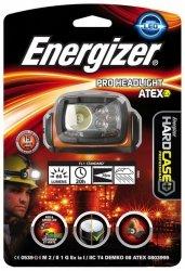Latarka czołowa ENERGIZER Headlight Atex Led, czarna