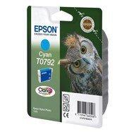 Tusz Epson  T0792  do Stylus Photo 1400/1500W/P50/PX660 | 11,1ml | cyan