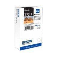 Tusz Epson  T7011  do WP-4015DN/4095DN/4515DN/4525DNF  XXL | 63,2ml | black