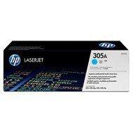 Toner HP 305A do Color LaserJet M351/375/451/475   2 600 str.   cyan